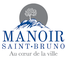 logo Manoir Saint-Bruno